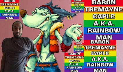 Baron Tremayne Caple A.K.A. Rainbow Man by BaronTremayneCaple