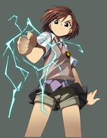 Electric Youth by bleedman