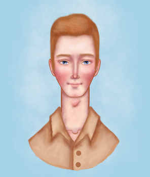 James William by lavenderl