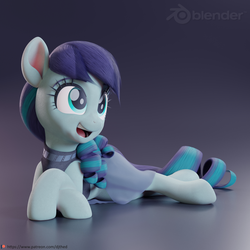 Laying Coloratura by TheRealDJTHED