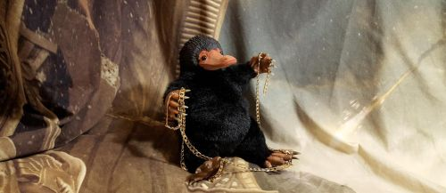 Niffler by MelvonAndReine