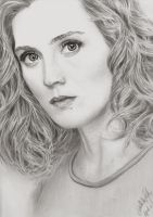 Delphine Cormier by crysaniasea