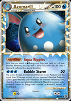 Azumarill - Great Pokemon
