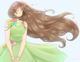 [APH] Hungary - Blossoms by Annington
