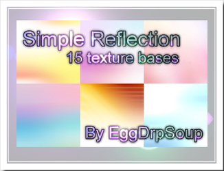 Simple Reflection Texture Set by EggDrpSoup