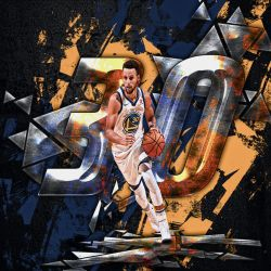 STEPHEN CURRY N30 ! by AYGBMN