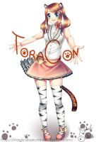 Toracon by MagicalSakura