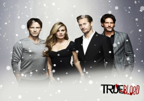 true blood winter by kafryne