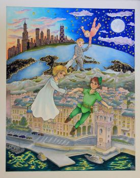 Peter Pan by Astera-T