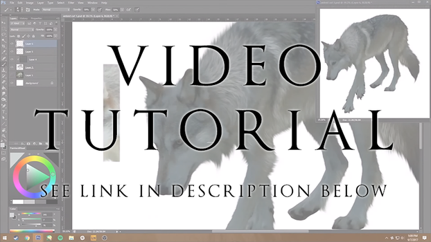 Wolf Manip Video Tutorial by Kydnt