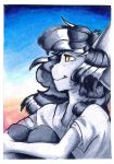 ACEO - Morning by Wunderknodel