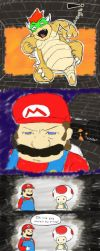 Im Sorry Mario But... by VoidStrata