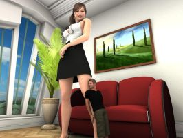 The Photoshoots - Julia and Aydin - 08 by Aclysm