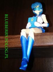 S.H. Figuarts Sailor Mercury by nover