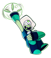 Steven Universe: Pericopter by serpyra