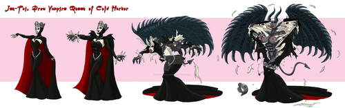 Jen Tai Hour of the Wolf Transformation by johnnyharadrim