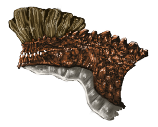 MH3 Barroth by Forbidding
