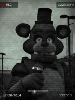 Five Nights at Freddy's Cosplay Playco by aldortsa