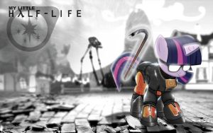 My little Half Life by dan232323