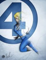 Invisible Woman by Protokitty