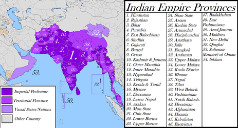 ALT - Romanized Indian Empire by Sharklord1