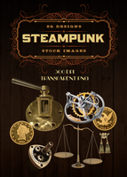 SG Designs-Steampunk Pack 3 by Spiral-0ut