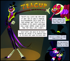 June CDC 2017 - Teacup Reference by flatw00ds
