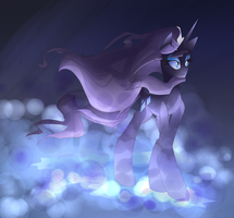 Nightmare Rarity by LollyPopa