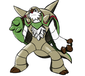 GDEA-Grassroots Movement-Chestnaught by Mastachaos