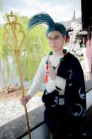 Fushigi Yuugi - Chichiri by Xeno-Photography
