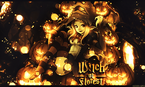 Witch by Rider-GFX