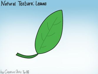 A Nature Leaf by CreativeArts723