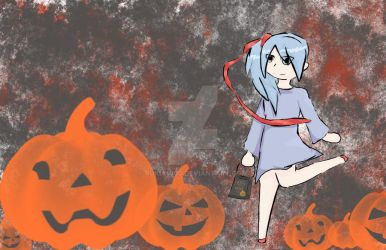 October by Rukia1000