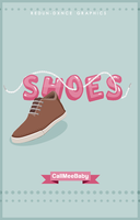 SHOES - WATTPAD COVER by AdmireMyStyle