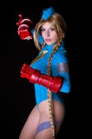 Cammy - Street Fighter by kn8e