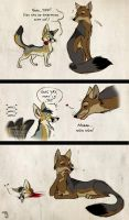 Kit Fox Tragedy by Culpeo-Fox