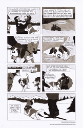 Whiskey The Avalanche Dog Comic - Page 9 by WildSpiritWolf