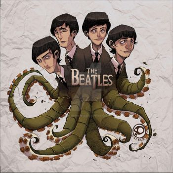 The Beatles 2016 by JeremyTreece