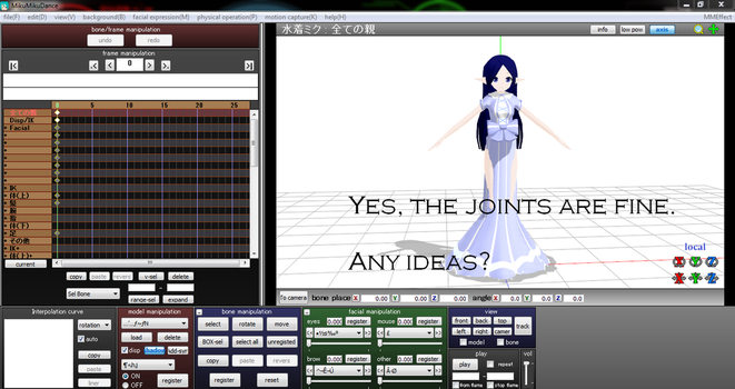 MMD, Physics failing? by 10tater101