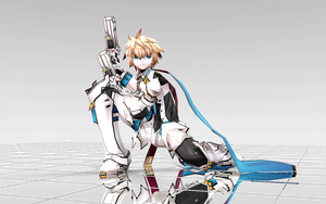 [MMD-Elsword] Chung Deadly Chaser DOWNLOAD! by Darknessmagician