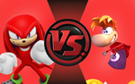 CFC|Game Knuckles vs. Rayman by Vex2001