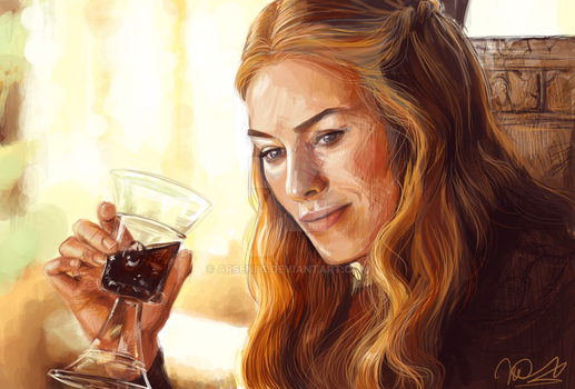 Cersei by arseniic