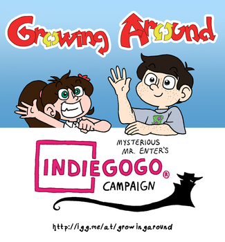 Growing Around needs YOUR help by ABwingz