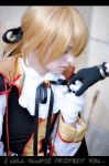 Vocaloid: I will always... by Yuugi-Mutou
