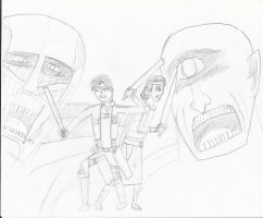 Attack On Titan- Manga And Its Greek Inspiration by joey2132132