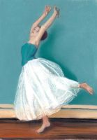 ballet dancer by classina