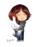 ToaG: Year of the Rooster by TriaElf9