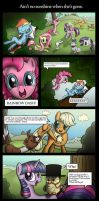 Epic Draw-Off - Ain't no sunshine when she's gone by Dori-to