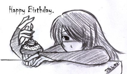 Happy Birthday...to You. by hellslilangel