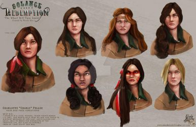 Charly Face Design - Solance Redemption Concept by nma-art